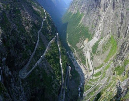 Περίπλοκοι και επικίνδυνοι δρόμοι!