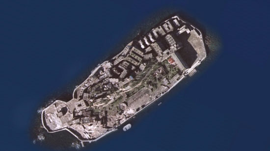 Perierga.gr   Πόλη   φάντασμα στη μέση της θάλασσας