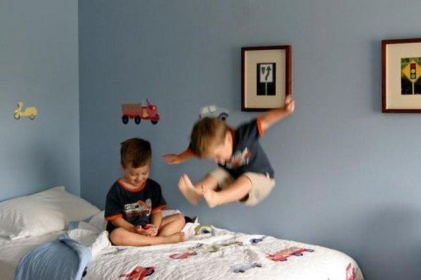 Μικρά παιδιά σε δράση...