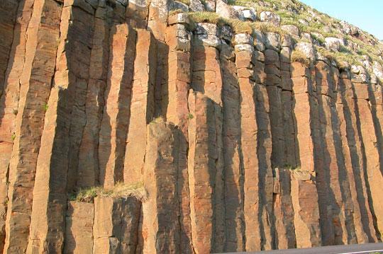 Εντυπωσιακά ηφαιστειακά πετρώματα!