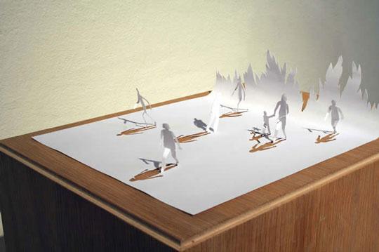 Η τέχνη του διπλώματος χαρτιού (origami)