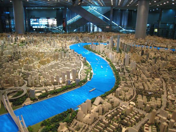 Η Σαγκάη του 2020!
