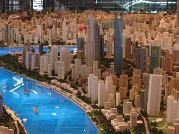 Η Σανγκάη του 2020!