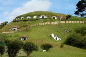 Το xωριό των Hobbit καταλήφθηκε από πρόβατα;