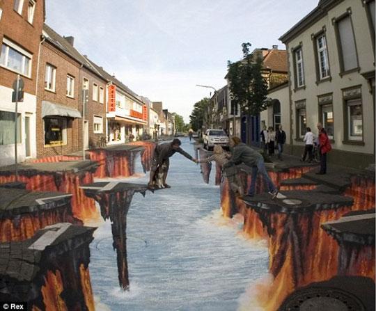 Τέχνη του δρόμου...