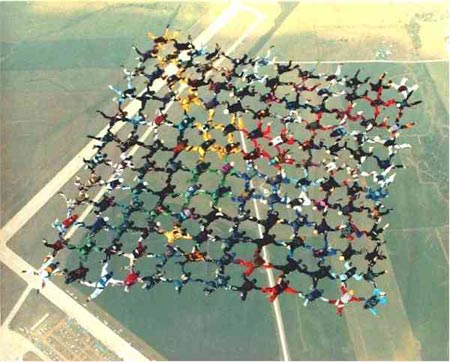 Perierga.gr - Οι 5 πιο εντυπωσιακοί ανθρώπινοι σχηματισμοί