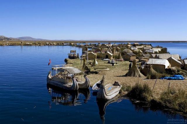 Perierga.gr - Λίμνη Τικικάκα