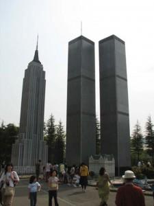 Όλα τα διάσημα μνημεία σε μια πλατεία!