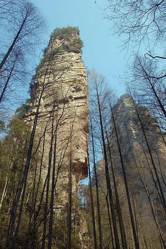 perierga.gr - Οι περίεργοι βράχοι του Wulingyuan