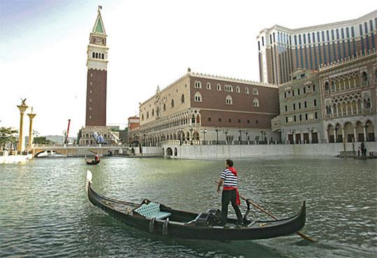 Perierga.gr - Η Βενετία μετακινήθηκε στο Μακάο;