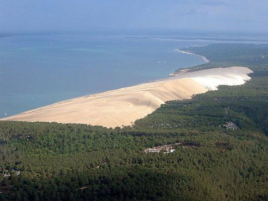 Perierga.gr - Ο μεγαλύτερος αμμόλοφος της Ευρώπης