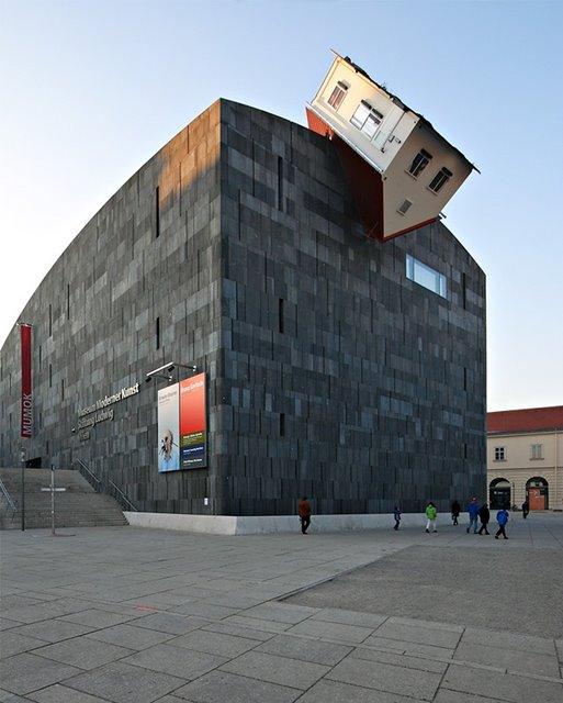 Όταν ο αρχιτέκτονας έχει κέφια