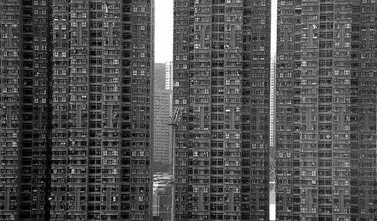 Perierga.gr - Τα συγκροτήματα κατοικιών της Κίνας