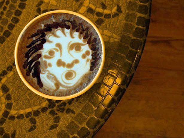 Perierga.gr - Εντυπωσιακές δημιουργίες στον καφέ