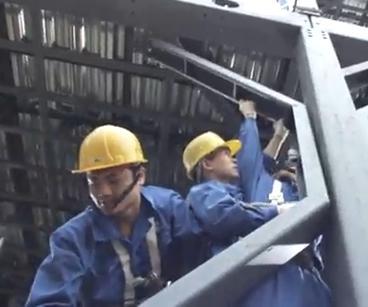 Κατασκευαστικό θαύμα: 15 όροφοι σε 6 ημέρες!