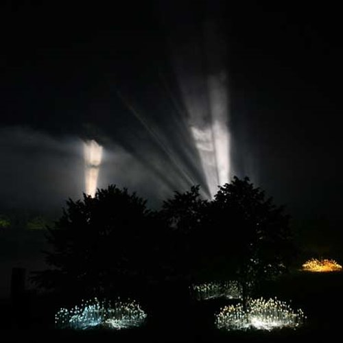 Perierga.gr - Το χωράφι με τα φώτα