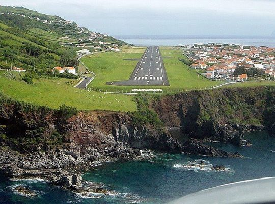 Αεροδρόμια από ψηλά