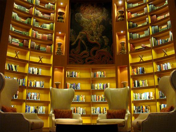 Perierga.gr - Περίεργες βιβλιοθήκες!