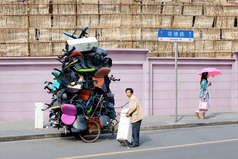 Perierga.gr - Μεταφορές στην Κίνα με τέχνη και στυλ!