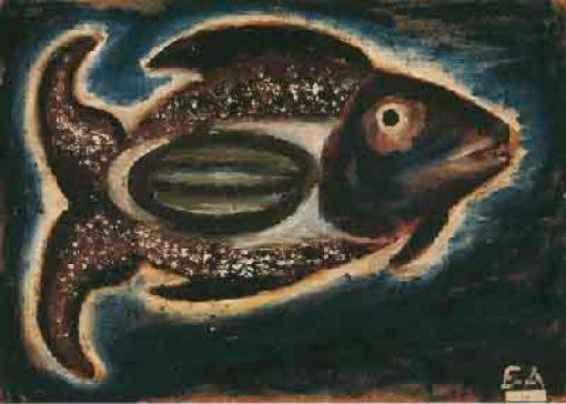 Perierga.gr - Οι μοναδικοί πίνακες ενός τυφλού ζωγράφου