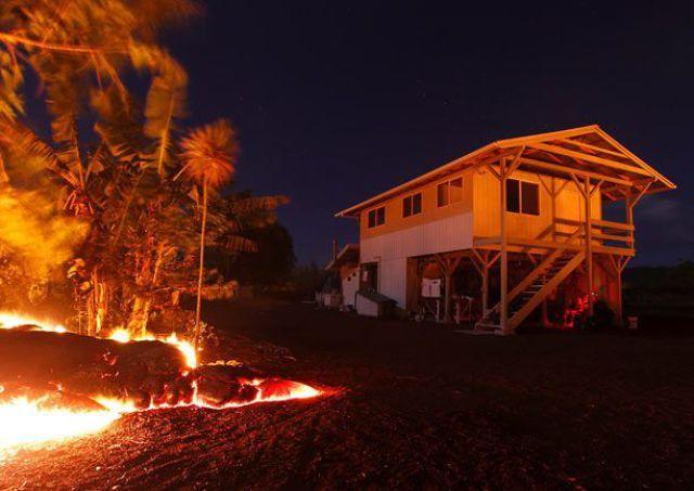 Perierga.gr - Kilauea, ένα ασυνήθιστο ηφαίστειο