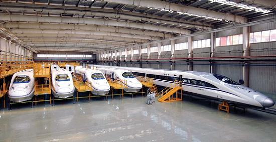 Ρεκόρ ταχύτητας στο τρένο που θα συνδέει το Πεκίνο με τη Σαγκάη