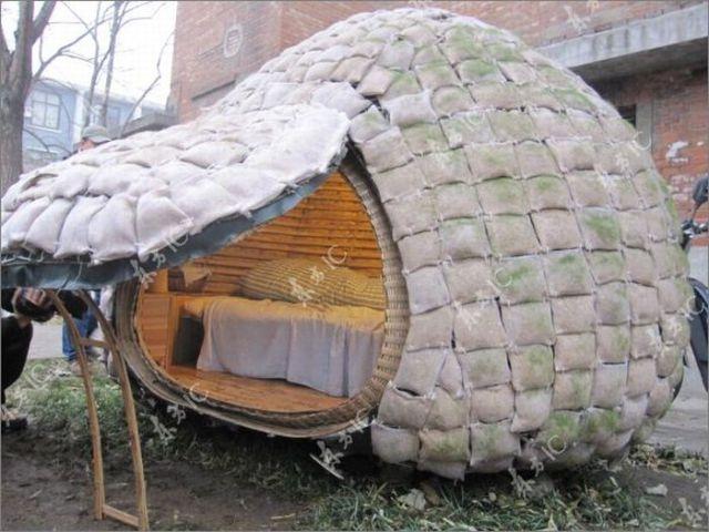 Perierga.gr - Σπίτι αυγό!