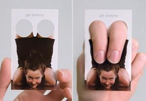 Όταν μια επαγγελματική κάρτα είναι... έξυπνη!