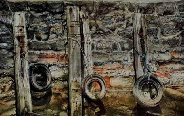 Perierga.gr - Τέχνη... με βελόνα και κλωστή