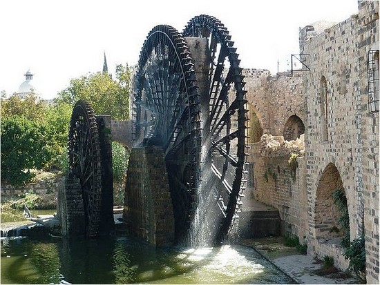 Perierga.gr - Φανταστικός νερόμυλος!