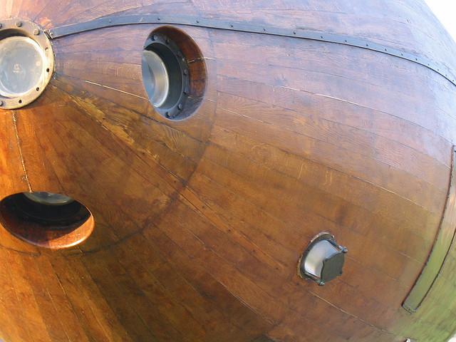Perierga.gr - Το πρώτο υποβρύχιο!