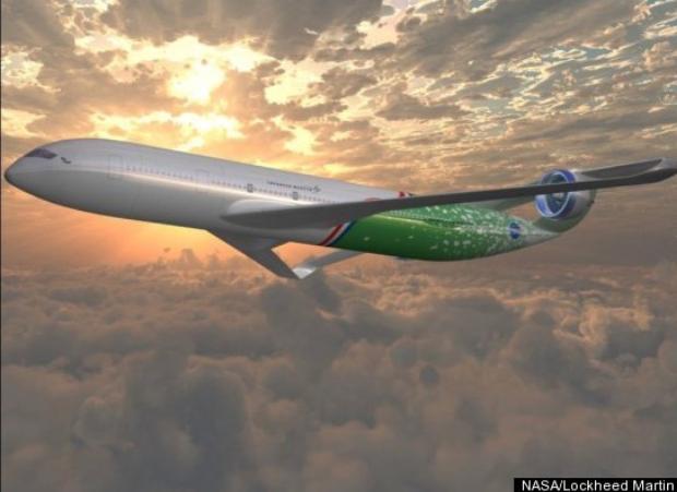 Perierga.gr - Τα αεροσκάφη του μέλλοντος