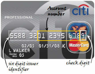 Perierga.gr - Τι σημαίνουν οι αριθμοί στην πιστωτική κάρτα;