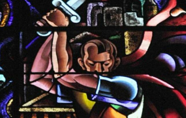 Perierga.gr - Ο Χίτλερ σε εκκλησία