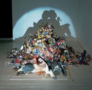Εντυπωσιακή τέχνη με σκιές!