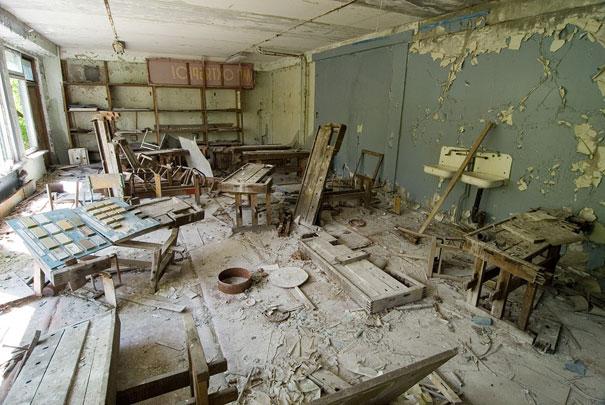 Perierga.gr - Ο εφιάλτης του Τσέρνομπιλ