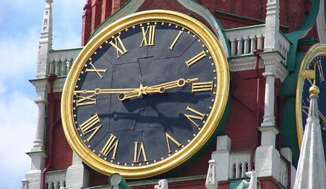 Perierga.gr - Δεν θα αλλάζει η ώρα στη Ρωσία