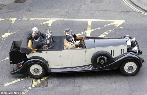 Perierga.gr - Rolls Royce στο Λονδίνο!