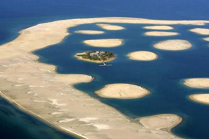 Perierga.gr - Το νησί του Schumacher!