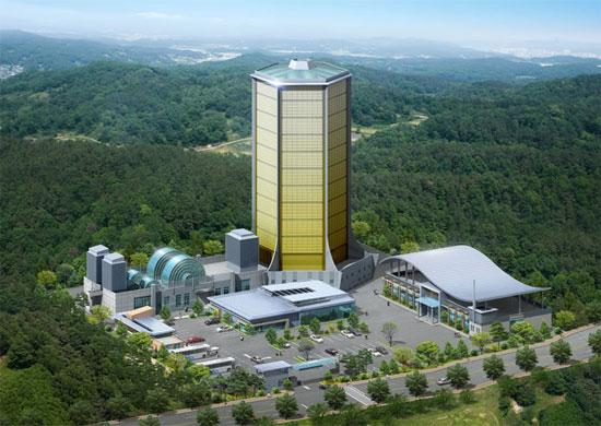 Perierga.gr - Ενεργειακός πύργος