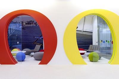 Perierga.gr - Γραφεία Google Λονδίνο