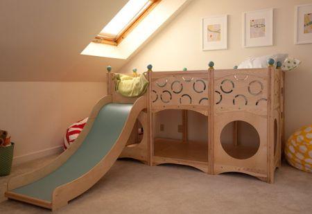 Perierga.gr - Παιδικό κρεβάτι!