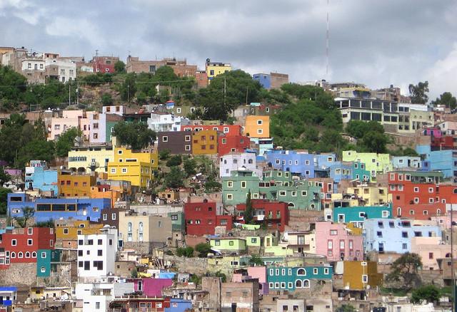 Guanajuato, η πολύχρωμη πόλη