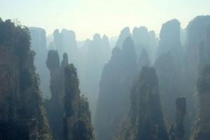 Φανταστικά βουνά στην Κίνα