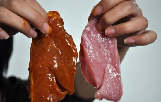 Perierga.gr - Μετατρέπουν το χοιρινό σε μοσχάρι!