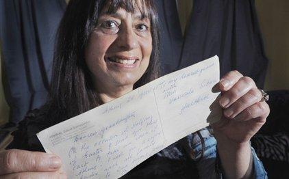 Perierga.gr - Έλαβε επιστολή μετά από... 46 χρόνια!