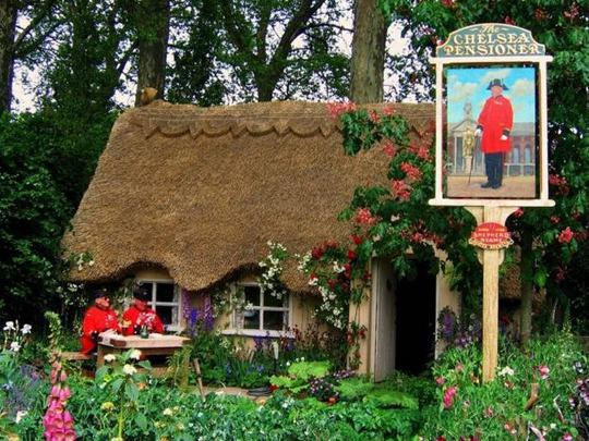 Perierga.gr - Εξοχικά σπίτια στη Βρετανία