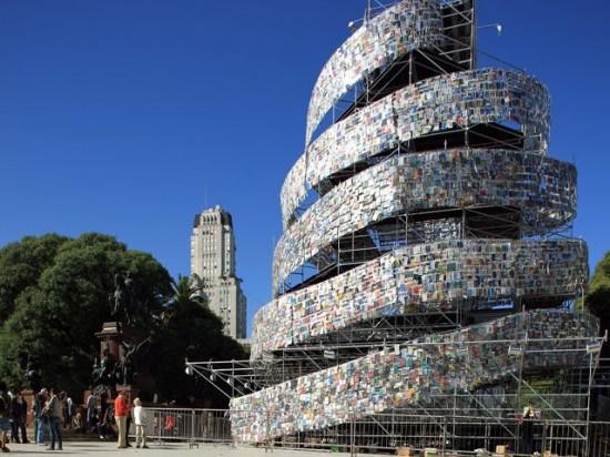 Perierga.gr - Σύγχρονος πύργος της Βαβέλ στου Μπουένος Άιρες