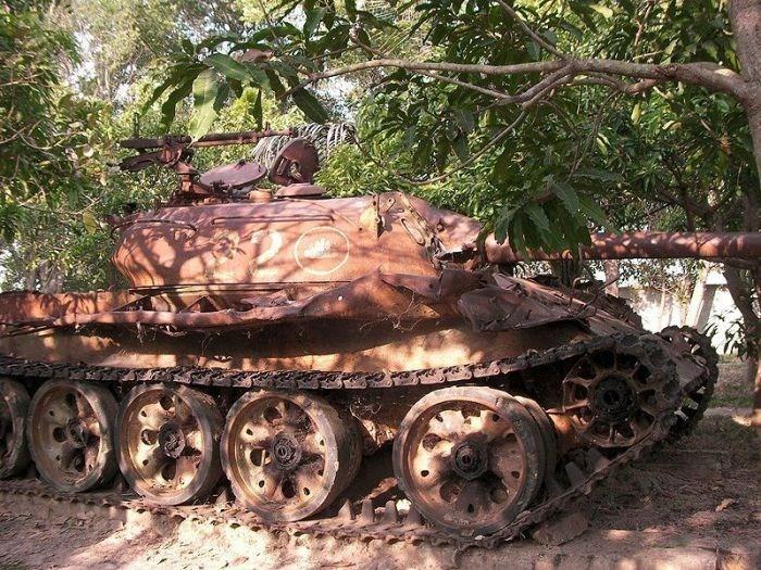 Perierga.gr - Μουσείο πολέμου στην Καμπότζη