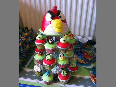Perierga.gr - Angry birds φαγώσιμα